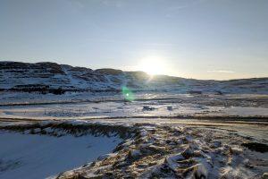 Bjarnarfjörður Ströndum