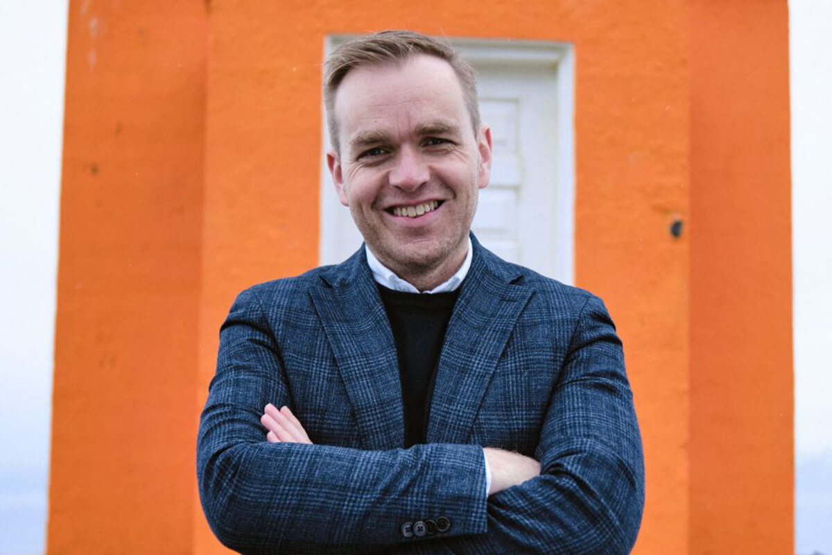 Guðmundur Gunnarsson Viðreisn
