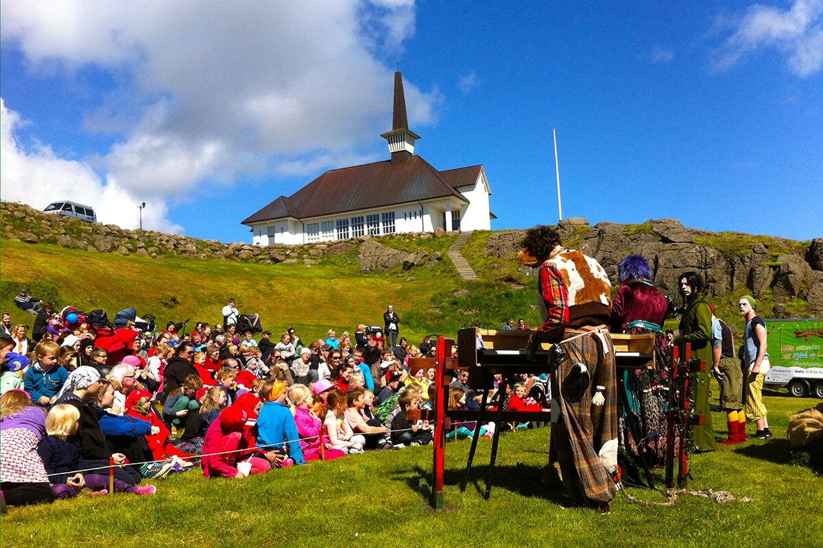 Hamingjudagar Hólmavík