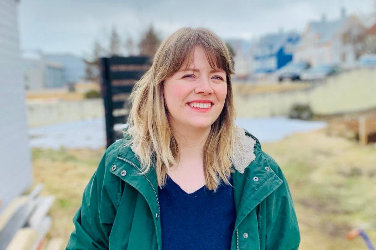 Sigríður Gísladóttir VG