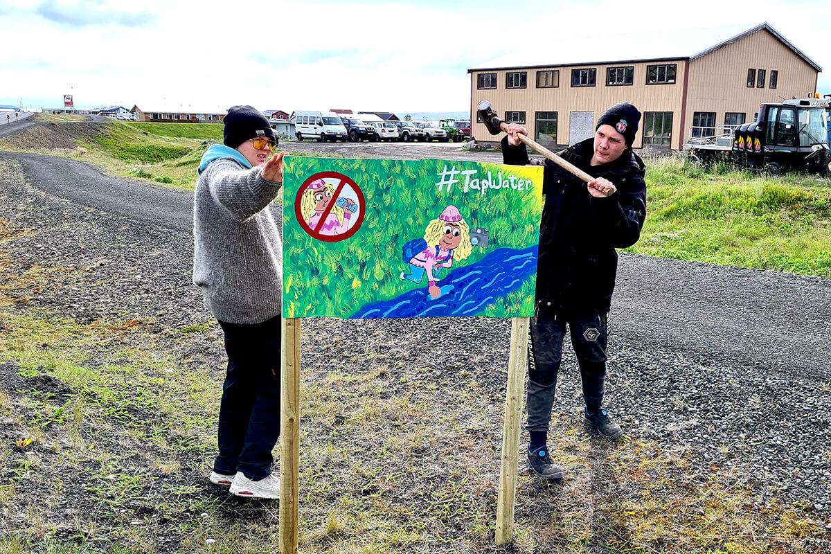 Vinnuskólinn Strandabyggð