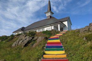 Hinsegin fræðsla á Hólmavík