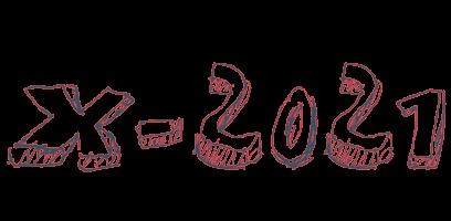 x-2021